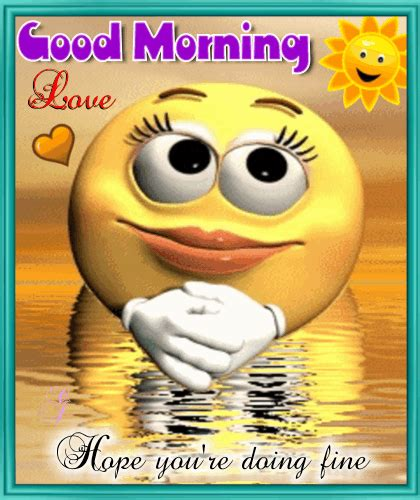A Good Morning To Your Love Ecard