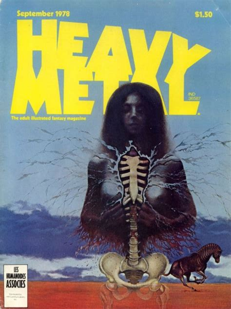 25 Amazing Heavy Metal Magazine Covers From the Late 1970s