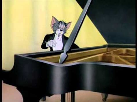 Tom & Jerry - The Cat Concerto - YouTube