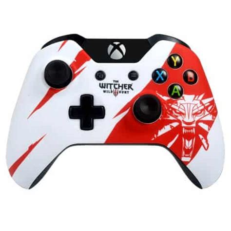 Xbox One The Witcher Controller - Clever Gaming