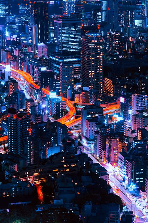 ns38-pastel-city-blue-red-night-nature-wallpaper
