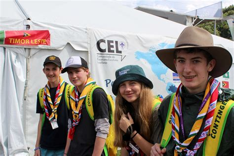 The Big Event Has Arrived! - 2019 World Scout Jamboree