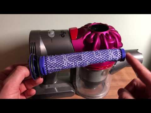 Dyson Cordless Vacuum Comparison and Review | McHardy Vacuum