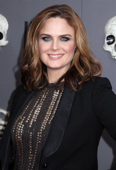 Emily Deschanel is a mom again - Daily Dish