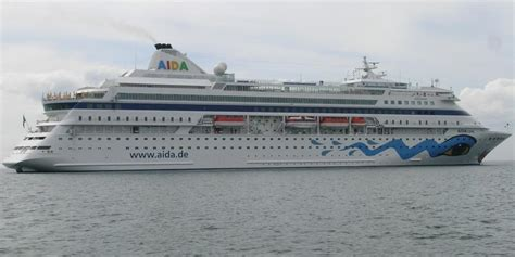 AIDAblu Itinerary, Current Position, Ship Review