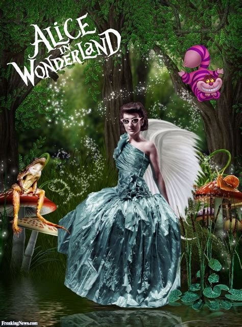 Alice in Wonderland Widescreen Wallpaper for HTC One M9