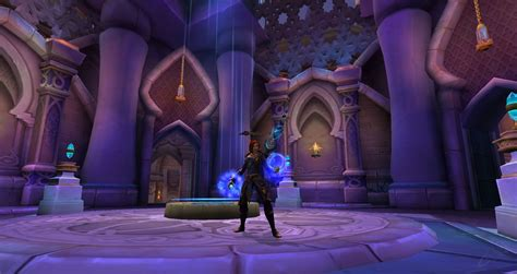 Frost Mage State on the Shadowlands Alpha - Winter's Chill
