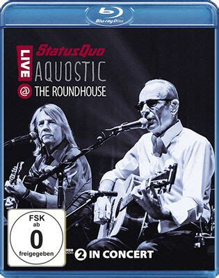 Aquostic (Live at the Roundhouse)   Status Quo Blu-ray   Large