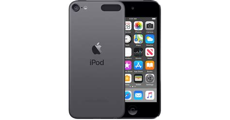 iPod touch 256GB - Space Gray - Apple