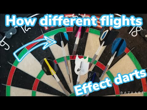 How To Choose Dart Flights by Perfectdarts - YouTube