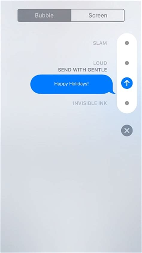 The 9 Animations Available For Sending iPhone Messages