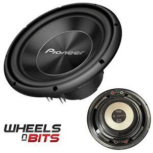 """NEW Pioneer TS-A300D4 12"""" Inch 30cm 1500 WATTS Dual Voice"""