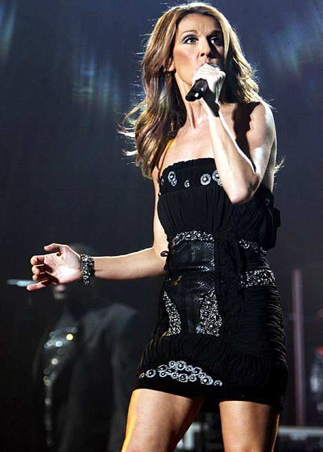 Celine Dion's a smooth operator again after ditching the