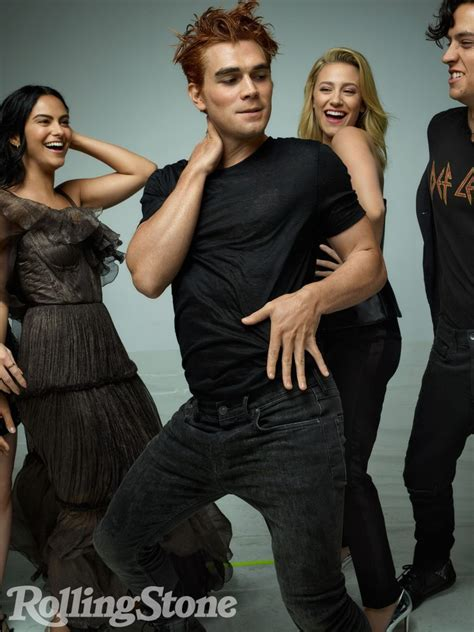 The Saints and Sinners of Riverdale!!