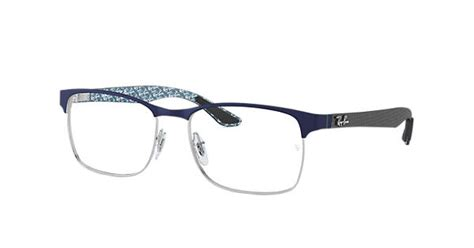 Ray-Ban bril RB8416 Blauw - Metaal - 0RX8416301653 | Ray
