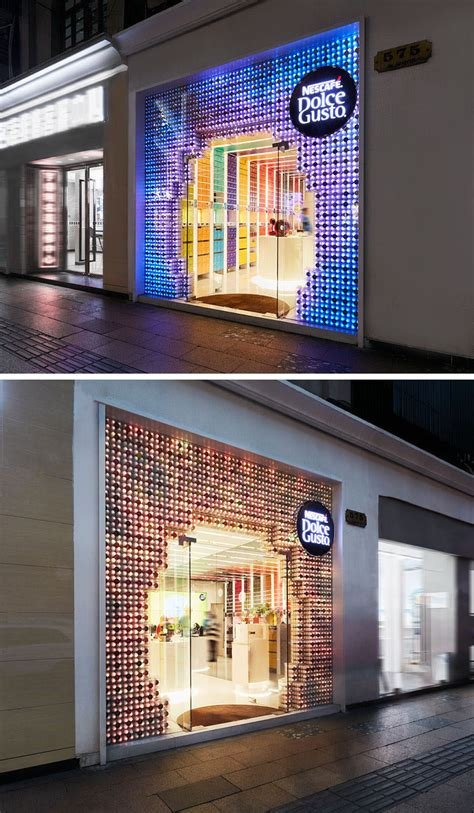 3,000 Coffee Capsules With Programmable LED Lights Have
