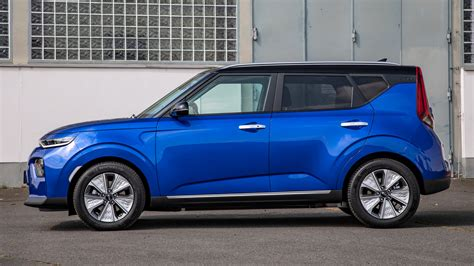 2019 Kia e-Soul - Wallpapers and HD Images | Car Pixel