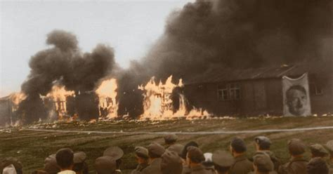 Chilling photos of the Nazi angels of death who worked as