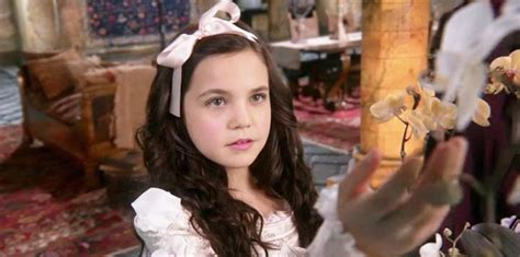 """""""Once Upon A Time's"""" young Snow White became a TOTAL"""