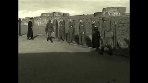 Execution of prisoners at a Nazi Concentration Camp - YouTube