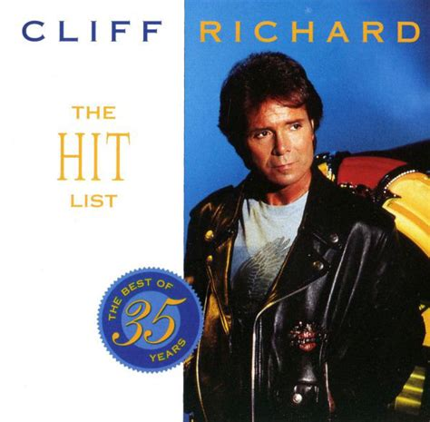 Cliff Richard - The Hit List (The Best Of 35 Years) | Discogs